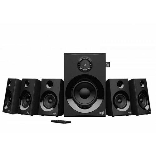 Logitech Z607 crni 5.1 zvučnik Slike