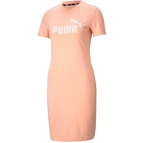 Puma Ženska haljina Slim Tee ružičasta  Cene