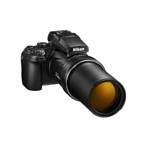 Nikon P1000 COOLPIX crni digitalni fotoaparat Slike