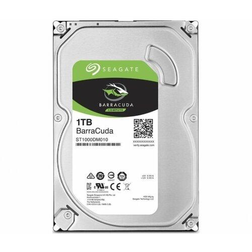 Seagate SATA3 1TB 7200rpm, 64MB, Barracuda (ST1000DM010) hard disk Slike