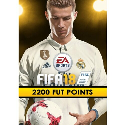 Electronic Arts PC FIFA 18 FUT Points Slike
