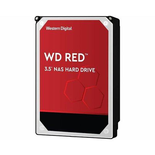 Western Digital 1TB SATA III 256MB 5.400rpm WD101EFAX RED hard disk Slike