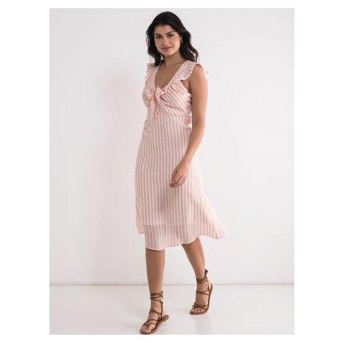 Legendww romantična prugasta haljina 5972-8852-02-21 Slike