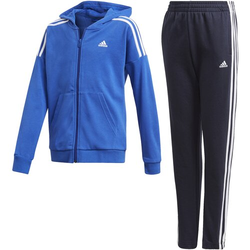 Adidas trenerka za dečake JB COTTON TS bela GK3234  Cene