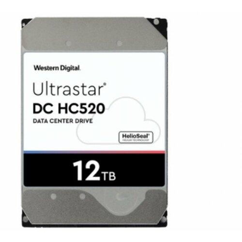 Western Digital 12TB Ultrastar HUH721212ALE604 hard disk Slike