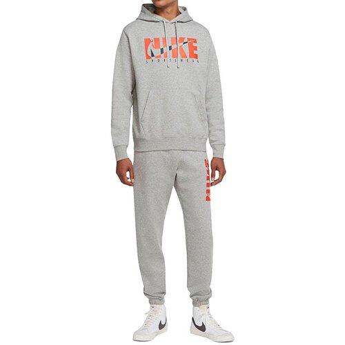 Nike muška trenerka M NSW SPE GX FLC TRK SUIT DD5242-063 Slike