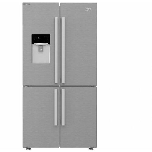 Beko GN1426234ZDXN side by side frižider Slike