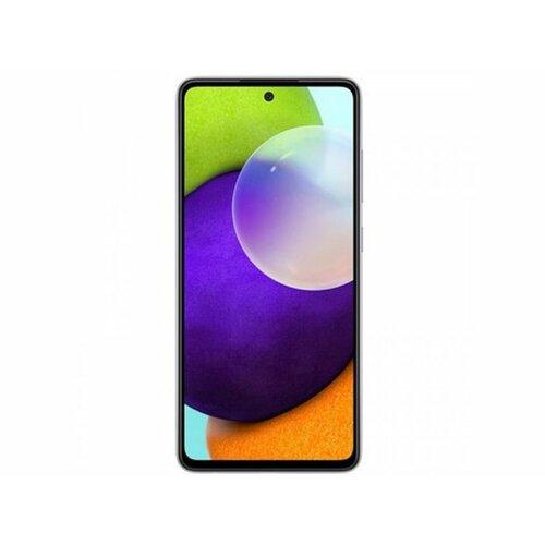 Samsung Galaxy A52 6GB/128GB Beli DS mobilni telefon Slike