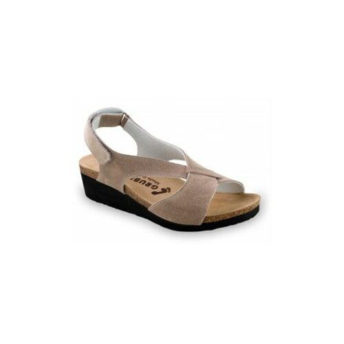Grubin ženske sandale 2763611 muscat bež  Cene