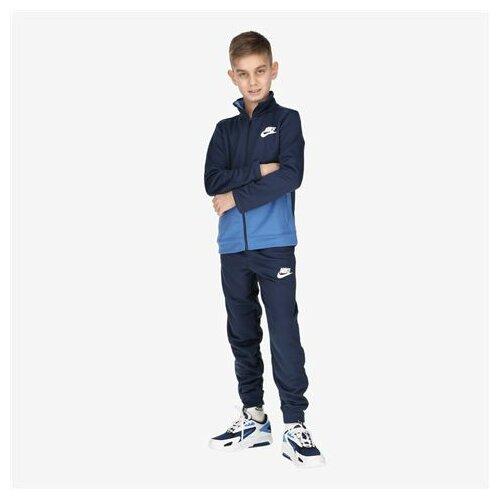 Nike dečija trenerka B NSW CORE TRK ST PLY FTRA NFS CV9335-410  Cene