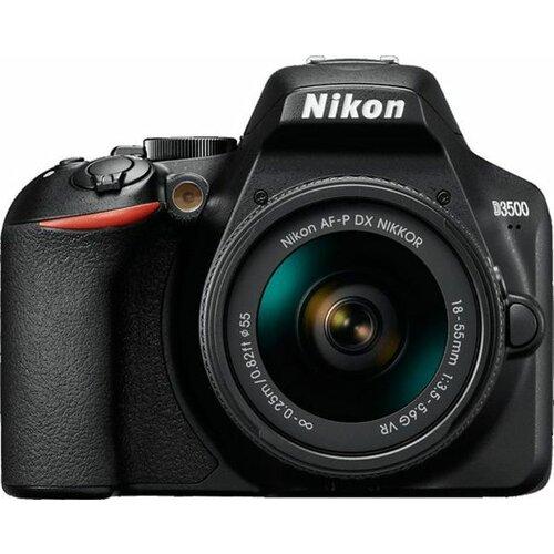 Nikon D3500 + 18-55mm AF-P digitalni fotoaparat Slike