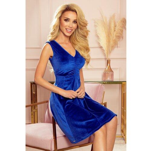 NUMOCO Ženska haljina 238-4 plava  Cene