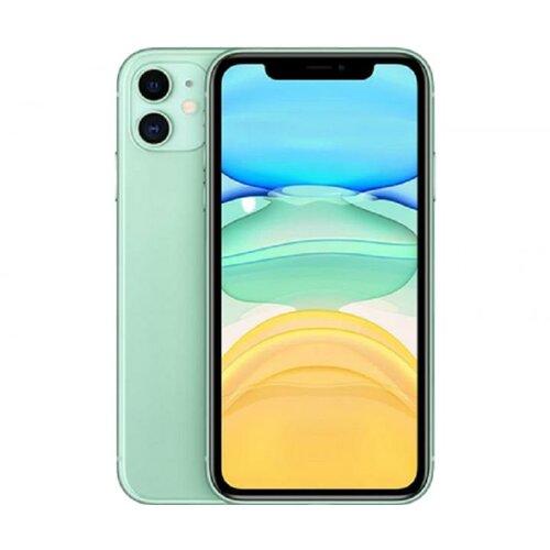 Apple iPhone 11 64GB Green MHDG3SEA (zelena) mobilni telefon Slike
