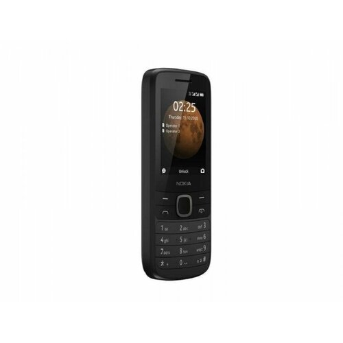 Nokia 225 4G DS Black DS mobilni telefon Slike