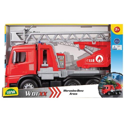 Lena igračka worxx vatrogasni kamion Slike