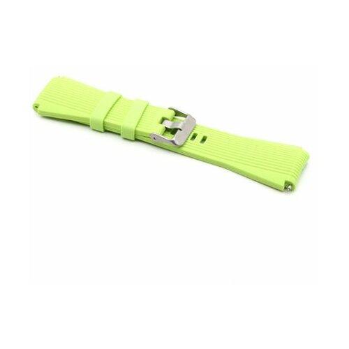 Narukvica za smart watch relief 22mm zelena  Cene