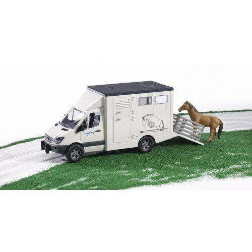 Bruder transporter konja (54371) Slike