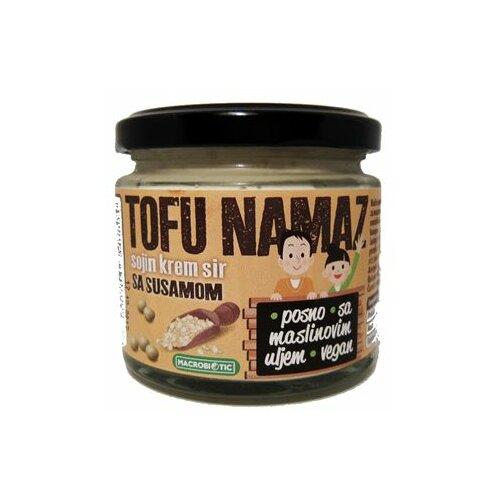 Macrobiotic tofu namaz, sojin krem sir sa sumamom, 200g Slike