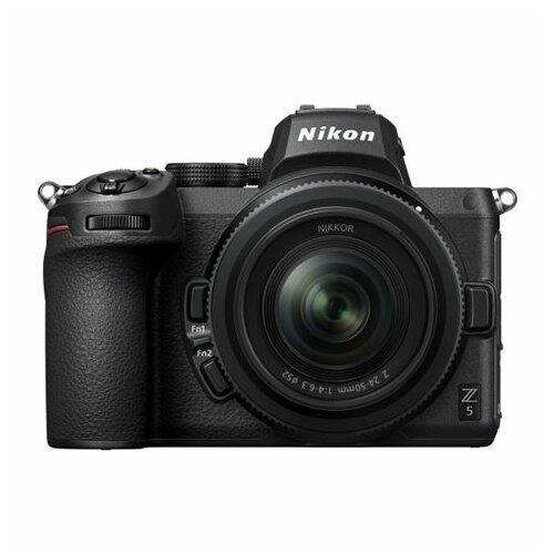 Nikon Z5 + NIKKOR Z 24-50MM F/4-6.3 digitalni fotoaparat Slike