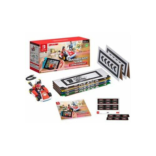 Nintendo Switch Mario Kart Live Home Circuit - Mario igra Slike