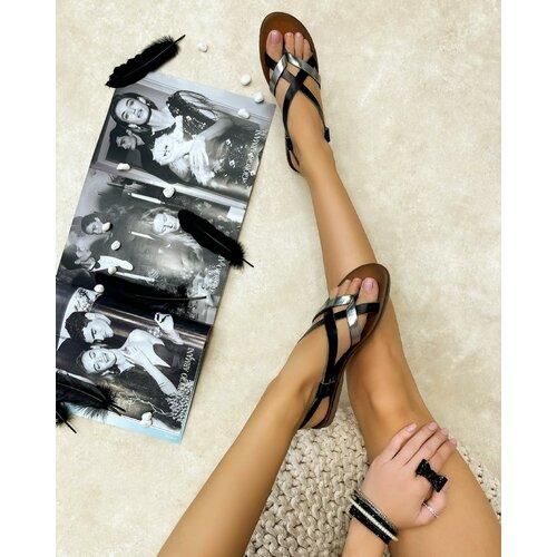 Hop Hop 15470 - ženske sandale rosie crna  Cene