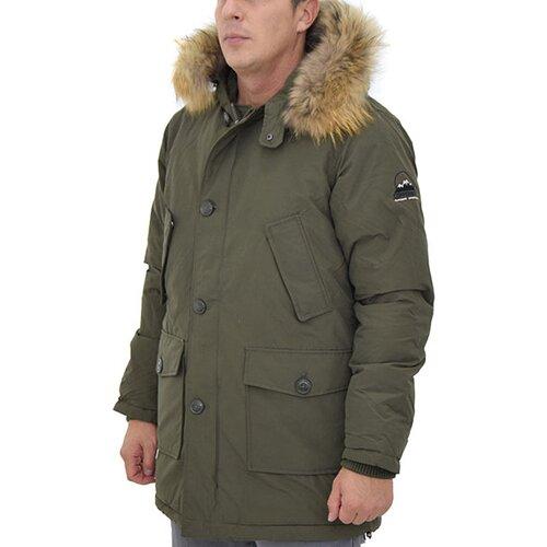 Copperminer muška jakna BREIL JACKET Q321M-BREIL-OLV Slike