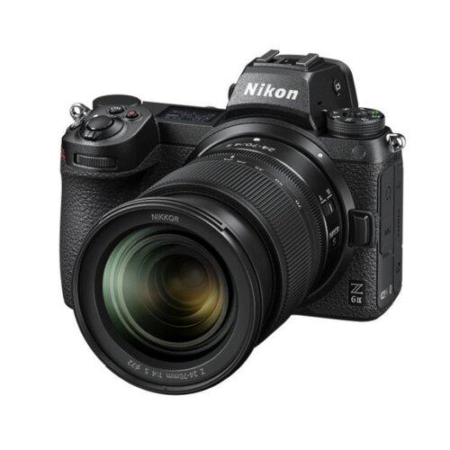 Nikon Z6 II + NIKKOR Z 24-70mm f/4 S digitalni fotoaparat Slike