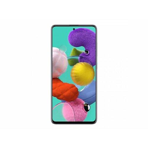Samsung Galaxy A51 DS Crni 6.3, OC 2.3GHz/4GB/128GB/48+12+5+5&32Mpix/4G/And 10 SM-A515FZKVEUF mobilni telefon Slike