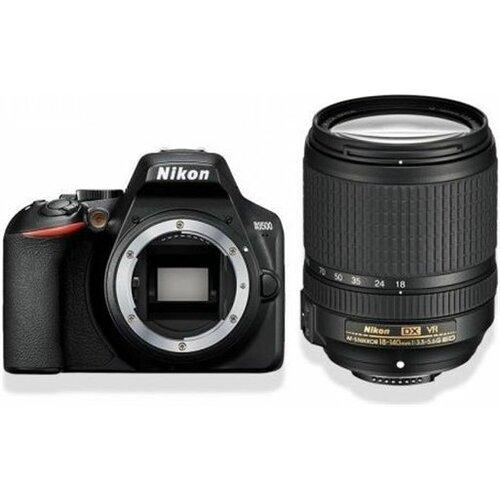 Nikon D3500 + 18-140mm VR digitalni fotoaparat Slike