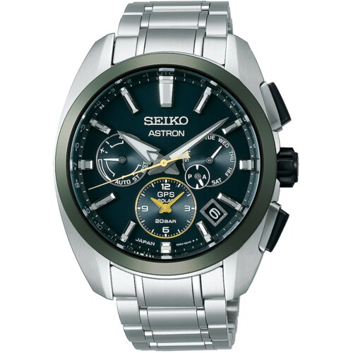 Seiko Astron GPS Solar Titanium Limited muški ručni sat SSH071J1  Cene
