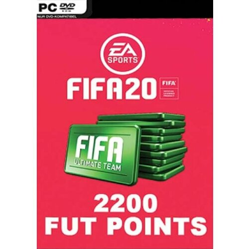 Electronic Arts PC FIFA 21 - 2200 FUT Points Slike