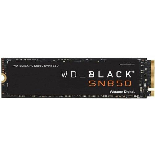 Western Digital 2TB, M.2 NVMe PCIE Gen4 x4, 7000MB/s / 5100MB/s, WDS200T1X0E ssd hard disk Slike
