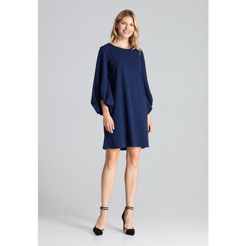 Figl Ženska haljina M693 Mornarsko plava crna | plava  Cene