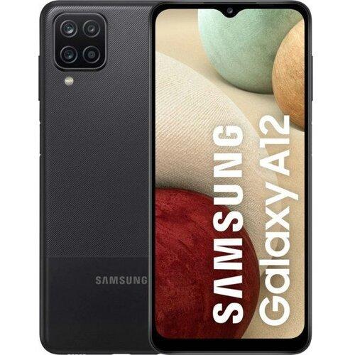 Samsung Galaxy A12 3GB/32GB DS crni mobilni telefon Slike