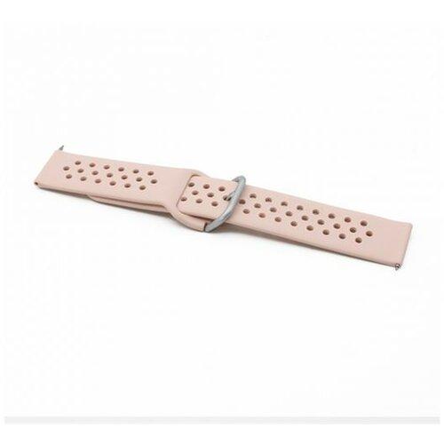 Narukvica za smart watch rift 22mm roze  Cene