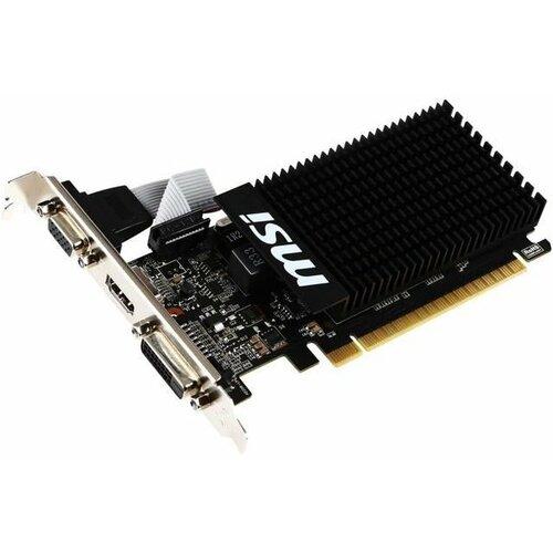 MSI nVidia GeForce GT 710 2GB 64bit GT 710 2GD3H LP grafička kartica Slike