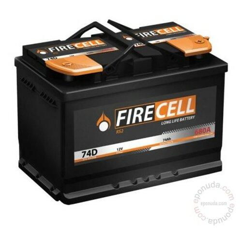 Firecell RS2 12 V 52 Ah D+ akumulator Slike