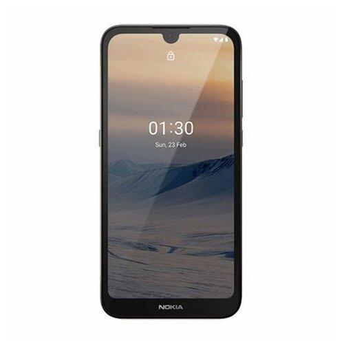 Nokia 1.3 DS Charcoal mobilni telefon Slike