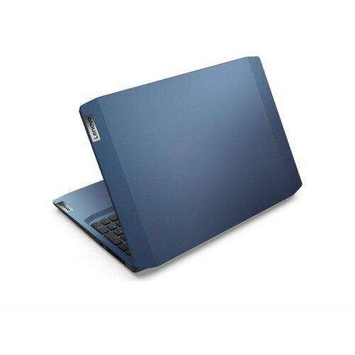 Lenovo Gaming 3 15ARH05 Ryzen 5-4600H 15.6IPS FHD/8GB/256GB SSD/GTX1650-4GB/DOS/Chameleon Blue 82EY0083YA laptop Slike