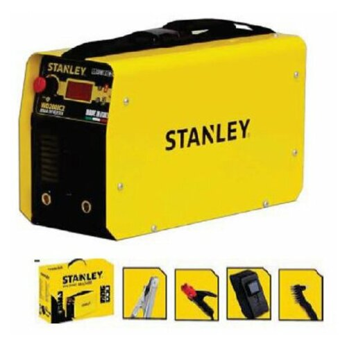 Stanley aparat za zavarivanje inverter MMA 200A WD200 Slike