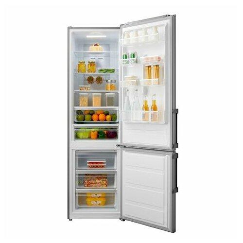 Midea HD-468RWE2N beli frižider sa zamrzivačem Slike