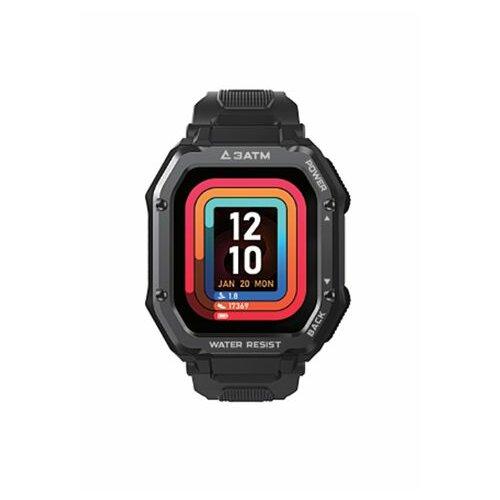 Moye Kairos Smart Watch Black Slike