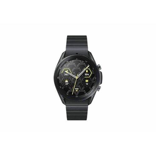 Samsung Galaxy Watch 3 45mm BT TITAN (SM-R840NTKAEUF) pametni sat crni  Cene