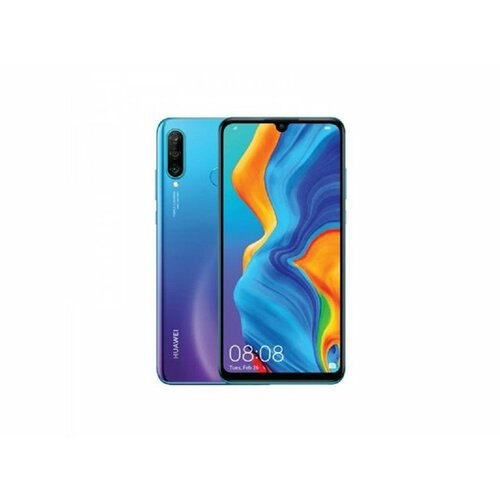 Huawei P30 Lite DS Plavi 6.15 FHD+, OC 2.2GHz/4GB/128GB/48+8+2&24MPix/4G/And 9.0 mobilni telefon Slike