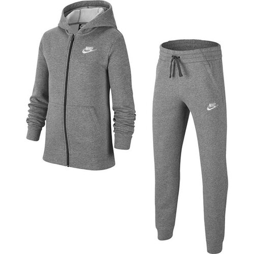 Nike dečija trenerka B NSW TRK SUIT CORE BF BV3634-091 Slike