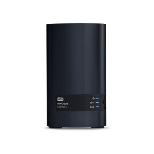 Western Digital NAS 8TB WD My Cloud EX2 Ultra WDBVBZ0080JCH-EESN eksterni hard disk Slike