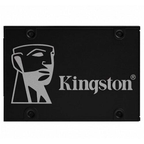 Kingston KC600 (SKC600/256G) 256GB 2.5 SATA Rev. 3.0 (6Gb/s) ssd hard disk Slike