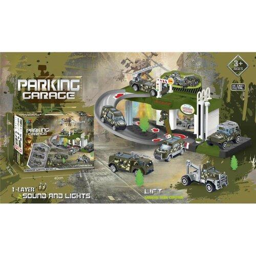 igračka Vojna garaža 383900 Slike