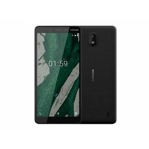 Nokia 1 Plus crni 5.45 Quad Core 1.5 GHz 1GB 8GB 8Mpx Dual Sim mobilni telefon Slike