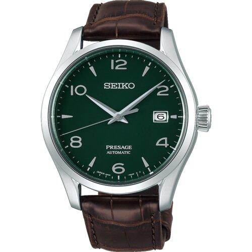 Seiko Presage Enamel Limited Edition muški ručni sat SPB111J1 Slike